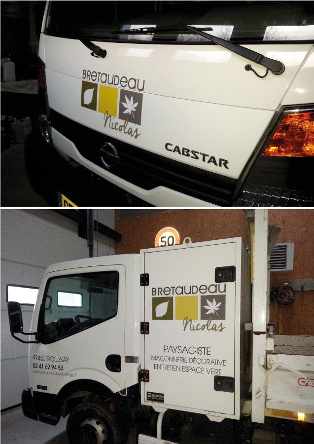marquage vehicule 49 - 44
